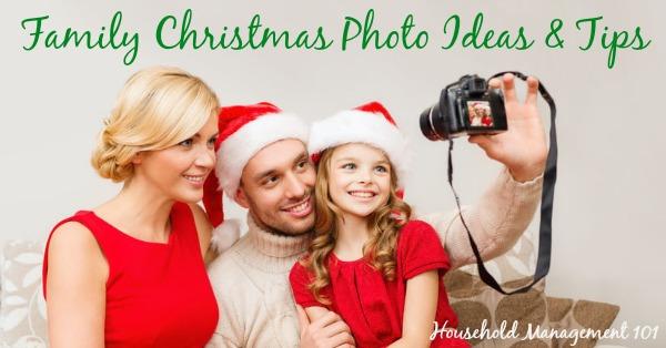 family christmas photo ideas tips to make your pictures fun easy - Family Christmas Photo Ideas