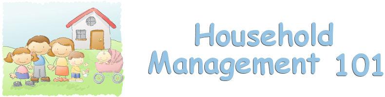 Household-Management-101.com