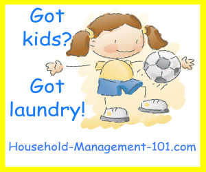 Got Kids? Got Laundry.