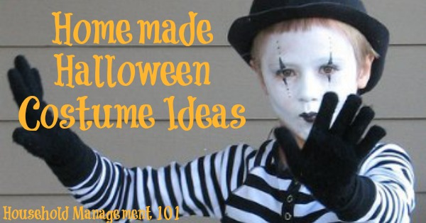 Homemade Halloween Costumes Ideas And Pictures
