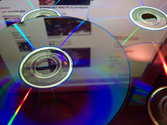 how to clean DVDs