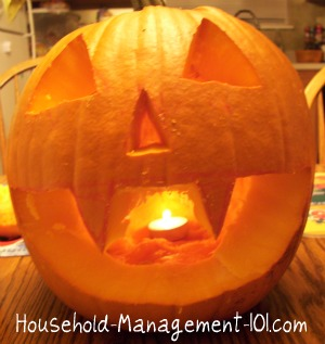 pumpkin carving tips for a safe and fun time with your family