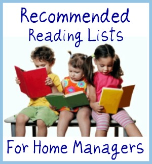recommended reading lists