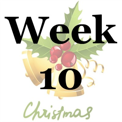 Week 10 of the Stress Free Holidays Challenge {on Household Management 101}