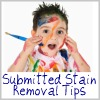 submitted stain removal tips