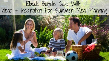 summer meal planning ebooks