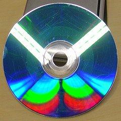 clean scratched CDs