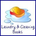 laundry and cleaning books