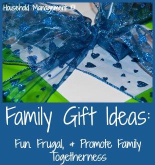 family gift idea