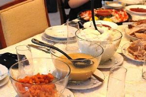 favorite Thanksgiving recipes
