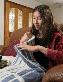 fold laundry