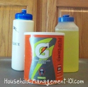 gatorade powder mix