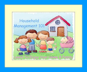 Learn to Enjoy Your Home And Family