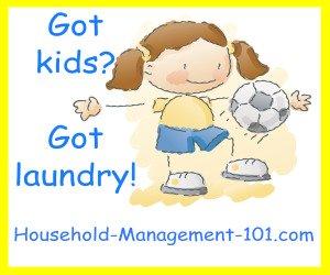 Got Kids? Got Laundry.
