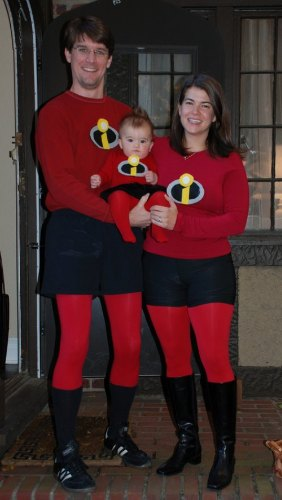 homemade incredibles costume