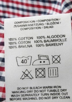 laundry tags