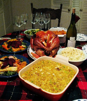 planning for Thanksgiving