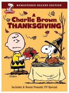 Watch the Charlie Brown Thanksgiving movie with your kids and use this simple party idea! {from Household Management 101} #ThanksgivingIdeas #ThanksgivingParty #ThanksgivingFun