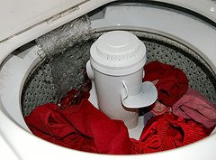 vinegar laundry