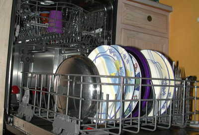 Loading Dishwasher - A Must Do Daily Chore