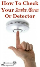 How To Check Smoke Alarm