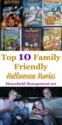 Top 10 Family Halloween Movies