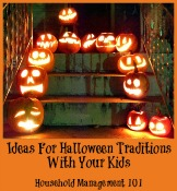 Halloween Traditions With Your Kids