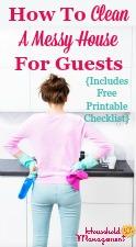Housekeeping Checklist