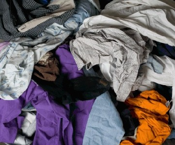 Weekly Marathon Session To Keep On Top Of Your Laundry Piles