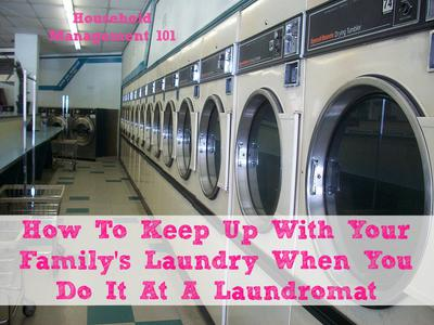 Routines schedules for familys laundry at laundromat keeping up with the wash when you do laundry at the laundromat solutioingenieria Image collections