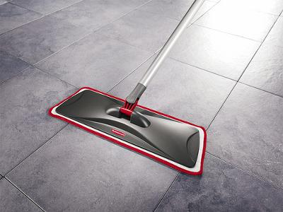 Cleaning The Floor - A Weekly Household Chore