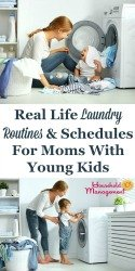 Laundry Routines & Schedules